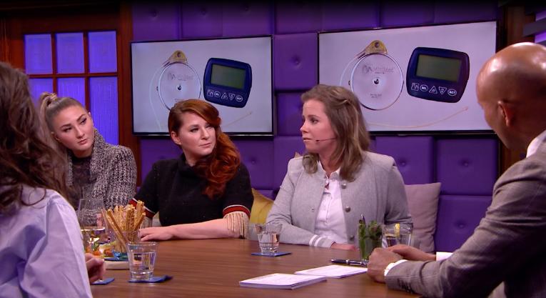 Sytske te gast bij RTL Late Night